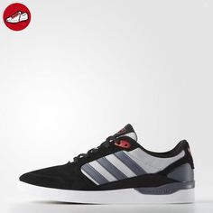 adidas - ZX Vulc Schuh - Schwarz - 42 2/3 - Adidas sneaker (