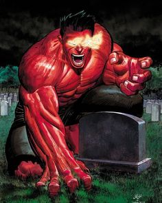 Red Hulk!! Art by John Romita Jr.  #RedHulk #Hulk #Marvel #MarvelComics #Comics #ConceptArt #Art #Artist #Superhero --------------------------------------------------- #love #instagood #photooftheday #tbt #beautiful #cute #me #happy #fashion #followme #follow #selfie #picoftheday