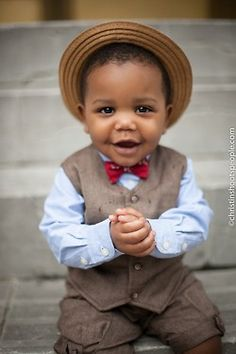 So cute. What a sweet, sweet little boy. Oooh my goodness.