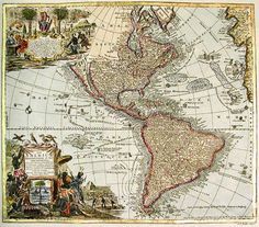 América, 1747