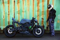Honda CBR400RR(NC29)Streetfighter