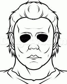 Easy Scary Halloween Drawings : scary, halloween, drawings, Halloween:, Scary, Drawing, Ideas, Halloween, Drawings,, Drawings