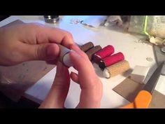 DIY homemade ink Daubers