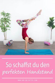 Aerial Yoga Handstand Pilates - My Store Yoga Handstand, Handstand Training, Pilates Training, Power Yoga Workout, Pilates Workout, Hiit, Yoga Pilates, Pilates Reformer, Yoga Beginners