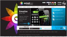 Le emozioni irrompono nei Social Network con la social app Emotizer, aggiornata alla release 1.3 per iPhone