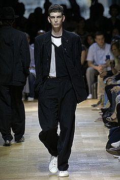 Yohji Yamamoto | Spring 2007 Menswear Collection |