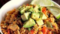 Chicken Fajita Rice