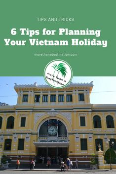 Travel Tips for planning a Vietnam Holiday. How to plan a trip to Vietnam.  6 steps for an affordable - perfect trip to Vietnam Starting out with a budget for airfare, lodging and domestic flights within the country we are going to visit.  Vietnam Travel / Travel Tips / Cost Vietnam