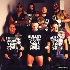 Bullet club #finn balor