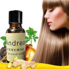 Andrea Serum for Hair Growth pilatory products Essence ginger oil for man serum hair loss liquid hair treatment