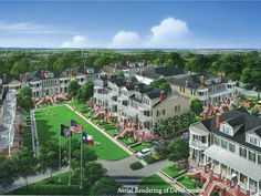 Luxury developers aim to bring Charleston's historic look to Houston