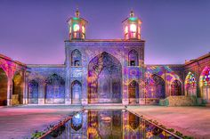17 Of The Most Awe-Inspiring Mosques From Around The World