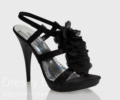 Flutter+Black+T-strap+Sandal+with+Chiffon+Petal+%3A+CS0350
