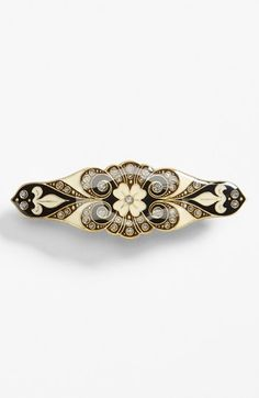 L. Erickson Jeweled Spanish Barrette available at #Nordstrom