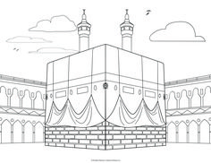 islamic coloring pages 66 Best Islamic Coloring Book images | Islamic studies, Printable  islamic coloring pages