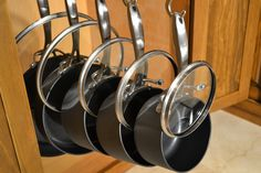 Accessing your cookware has never been so easy, until now.  www.Glideware.com