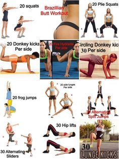 I just did eight of these workouts in a row. I couldn't even finish the last four. That frog jump killed me. My ass better look amazing. .. like now. Lol :)