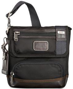 b4e81f6105b Tumi Bravo Barstow Crossbody Messenger Bag Men - All Accessories - Macy s