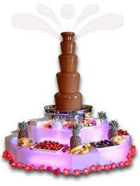 Pretty in pink! Chocolate Fountain
