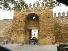 Puerta Almodovar,Cordoba,España.