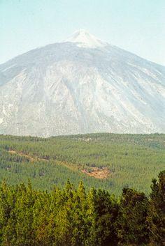El fantasma del Teide Sta. Cruz de Tenerife  Spain
