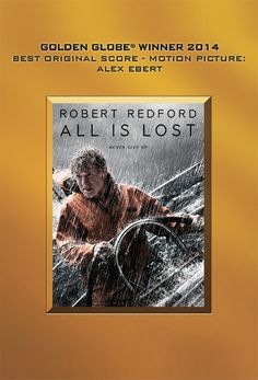 Academy Award® winner Robert Redford stars in ALL IS LOST, an open-water thriller about one man's battle for survival against the elements after his sailboat is destroyed at sea. Using only a sextant and nautical maps to chart his progress, he is forced to rely on ocean currents to carry him into a shipping lane in hopes of hailing a passing vessel. But with the sun unrelenting, sharks circling and his meager supplies dwindling, the ever-resourceful sailor soon finds himself staring his ...