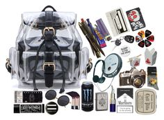 """""""In my bag..."""" by jaded136 ❤ liked on Polyvore featuring Zippo, CASSETTE, Dorothy Perkins and Danielle Nicole"""