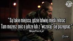 Rap Cytaty - Eldo - Skała samobójców