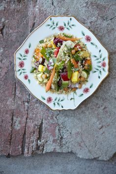 4 fantastic summer salad recipes for a healthy summer