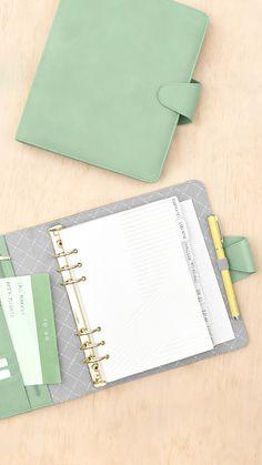 Kikki K Planner, Planning Your Day, Note Taking, Staying Organized, Scandinavian Design, Handicraft, Spreads, Planner Stickers, Note Cards