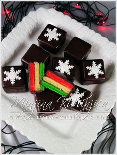 Novogodišnji minjoni – Dolcetti natalizi   Minjina Kuhinjica