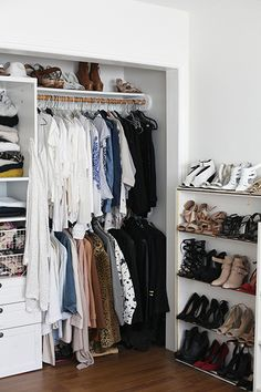 Where you can find the WORST closet envy