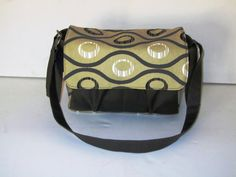 Stroller pram caddy diaper nappy bag by Tracey Lipman on Etsy, $48.00