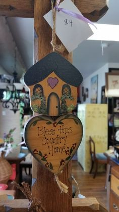 Cute little mobile, perfect for the #cottage a lovely gift idea! #collingwood #giftidea #rustic #fall #thanksgiving