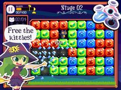 Magic Cats - Match 3 Puzzle - Google Play Top Apps | App Annie