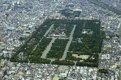 Palais Imperial Kyoto Gosho - Kyoto