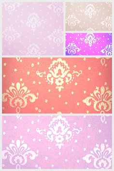 Patterned Paint Roller in Petite Damask Design by NotWallpaper, $19.00