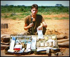 Medical kit School Of Engineering, Defence Force, African History, First Aid Kit, Photo Essay, Vietnam War, South Africa, Medical