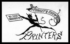 Rowley and Chew Printers
