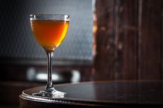 The Spaniard: gin, Amontillado sherry, Cynar