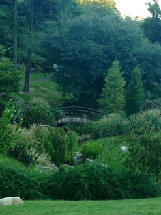 Sarah P. Duke Gardens in Durham, NC