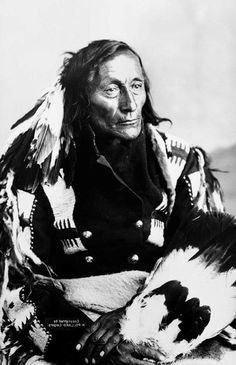 Crowfoot , Blackfoot