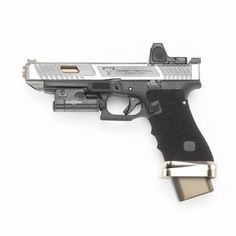 Taran Tactical Combat Master Glock Platinum Edition (:Tap The LINK NOW:) We provide the best essential unique equipment and gear for active duty American patriotic military branches, well strategic selected.We love tactical American gear Custom Glock, Custom Guns, Glock Mods, Gun Art, Cool Guns, Guns And Ammo, Tactical Gear, Cannon, Firearms