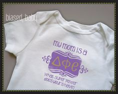 Delta Phi Epsilon!  My daughter will definitely have this.