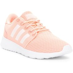 check out 324d7 9b87a adidas Cloudfoam QT Racer W Sneaker (50) ❤ liked on Polyvore featuring  shoes,