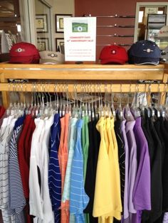 10th Anniversary Golf Apparel is now on sale in the Cranberry Highlands Pro Shop ~ Shirts ($40); Hats ($16); Visors ($14).  Open daily from 7 AM - 8 PM. Golf Apparel, Golf Shop, Visors, Golf Outfit, Highlands, Shirt Shop, Anniversary, Hats, Shopping