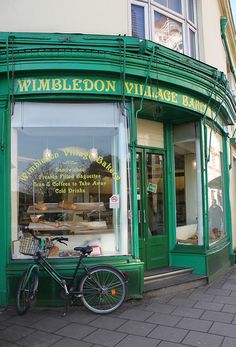 Gravestock's Bakers: Wimbledon High Street by curry15, via Flickr