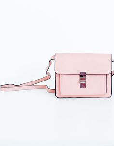 SQUARE BAG - BAGS & WALLETS - WOMAN - PULL&BEAR Indonesia
