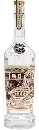 Old Cockney Gin | Two James Distillery | Detroit