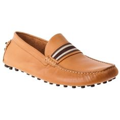 Steve Madden Men's 'Marra' Leather Moc-Toe Driver Shoe (More colors available) $68.99 (34% OFF)